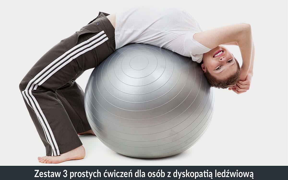 dyskopatia ćwiczenia na kręgosłup