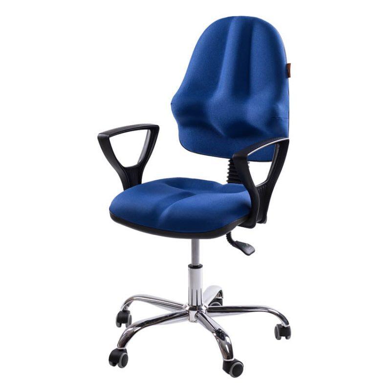 Fotel Kulik System Classic Niebieskie