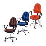 Krzesło Ergonomiczne Kulik System Classic Różne Kolory