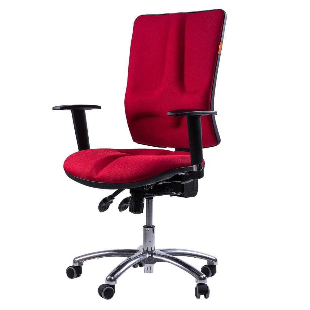Fotel do pracy zdalnej kulik system business