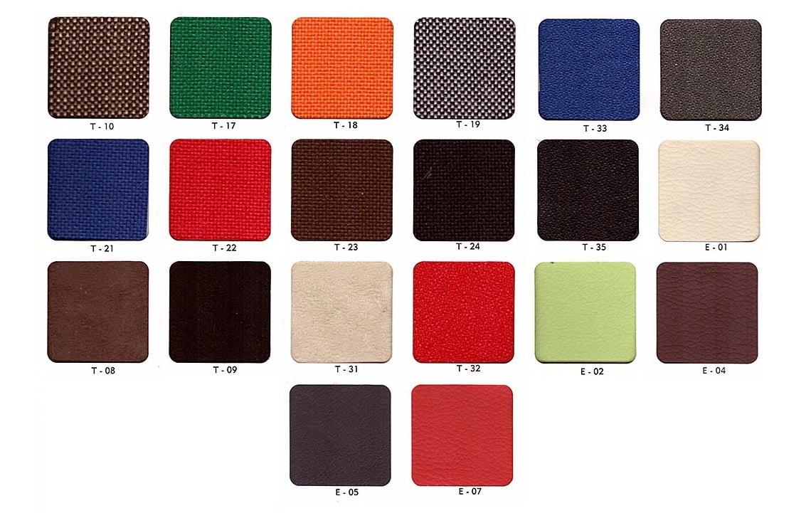 krzesło ergonomiczne kulik system wzornik kolorow