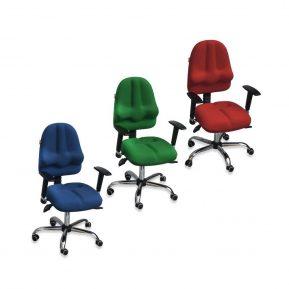 Krzesło Ergonomiczne Kulik System Classic Pro Różne Kolory