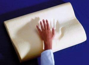Poduszka ortopedyczna z pianki z pamięcią - Memory