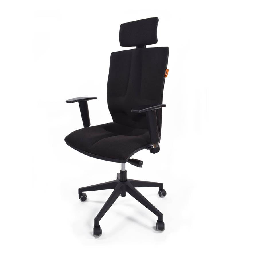 fotel ergonomiczny kulik system elegance - najlepszy fotel ergonomiczny