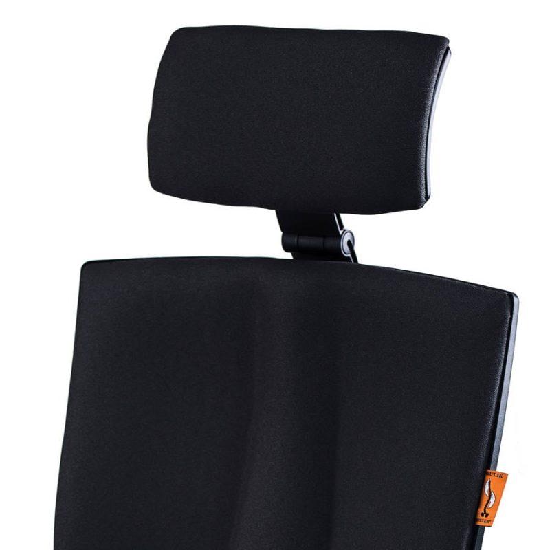 Krzesło rehabilitacyjne Kulik System Elegance czarne