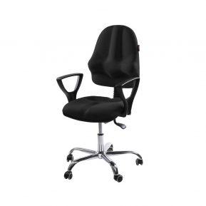 Krzesło Ergonomiczne Kulik System Classic Czarne