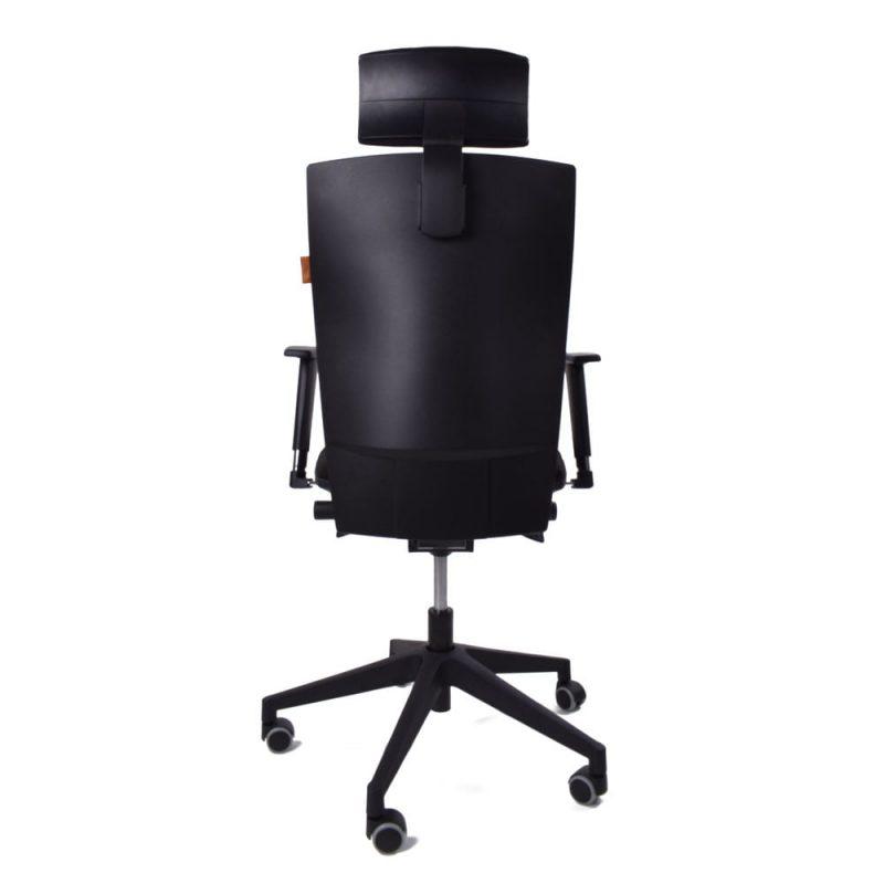 Krzesło biurowe Kulik System Elegance Black