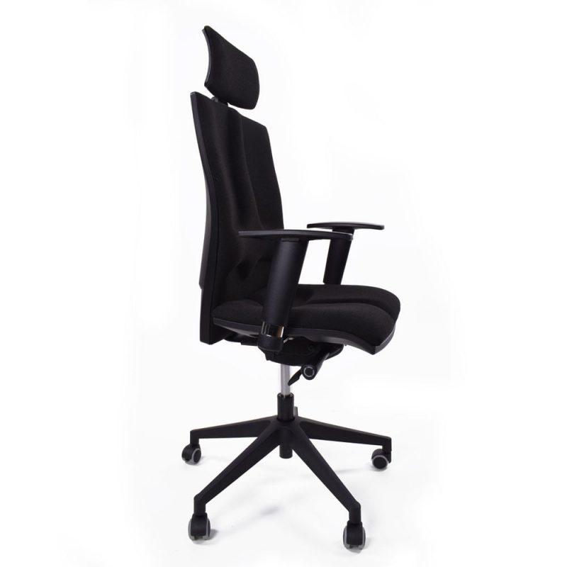 fotel rehabilitacyjny Kulik System Elegance Black