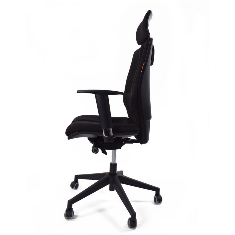 Fotel medyczny Kulik System Elegance Black