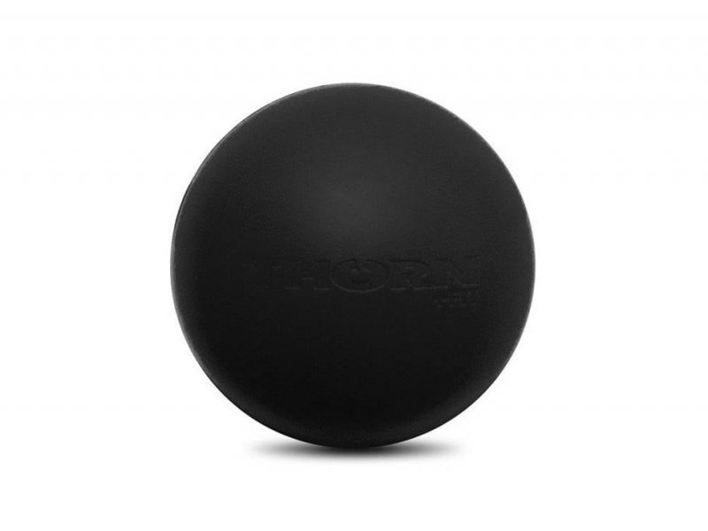 Piłka do masażu Thorn Lacrosse Ball Black