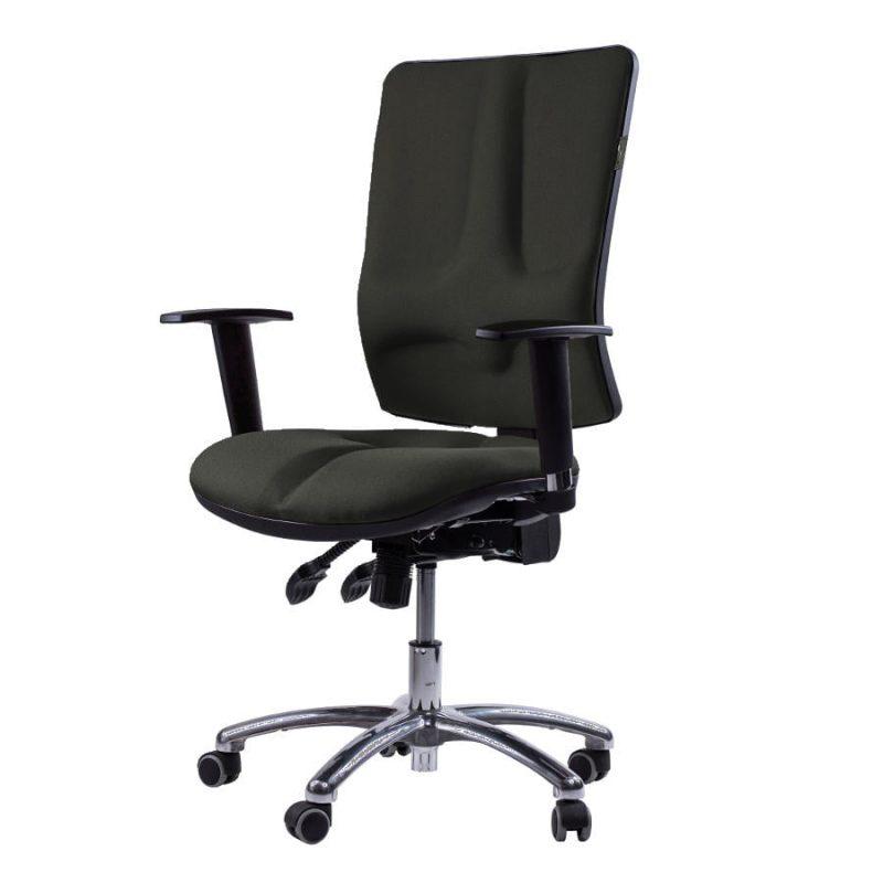 Krzesło rehabilitacyjne Kulik System Business Black