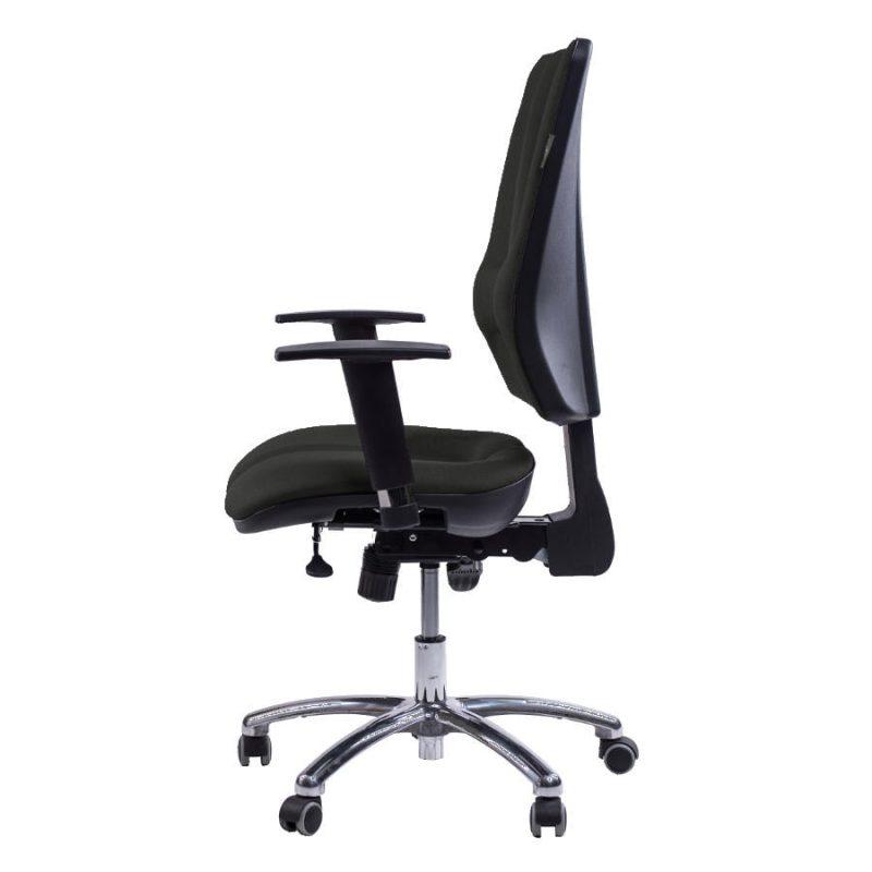 krzesło medyczne / fotel rehabilitacyjny Kulik System Business na bolący kręgosłup