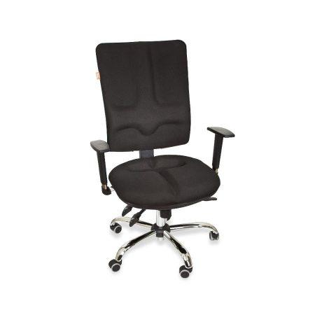 Fotel ergonomiczny Kulik System Business Black
