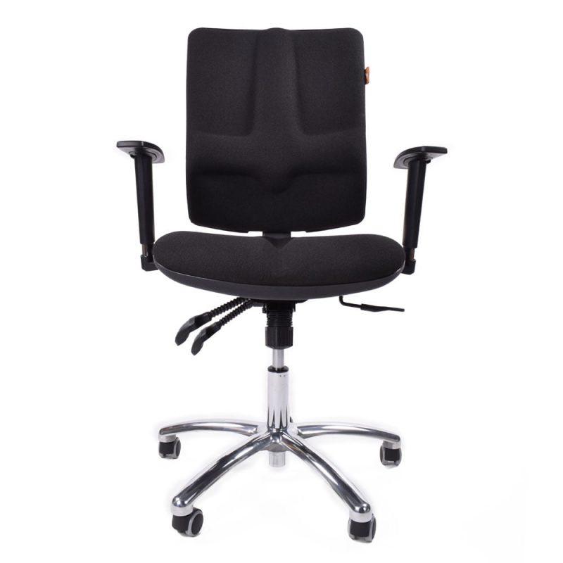Fotel Kulik System Business Czarne