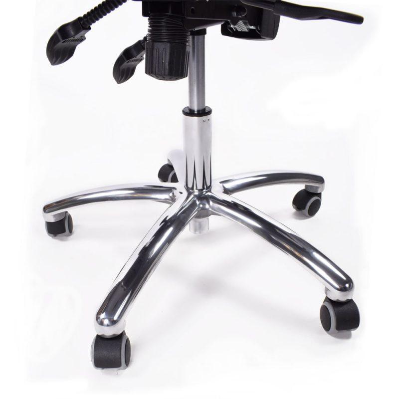 Podstawa w krześle ergonomicznym Kulik System Business Czarne