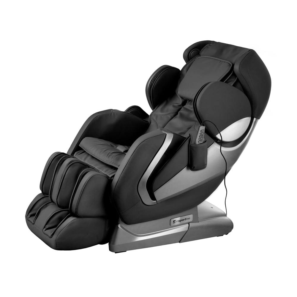 Fotel Masujący Kostaro Czarny Masaż Relaksacyjny