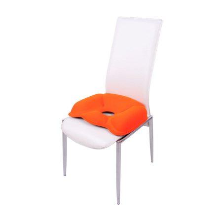 poduszka do siedzenia pompowana P10 inSPORTline orange