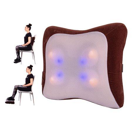 poduszka masująca do masażu rehabilitacyjna podgrzewanie Matabo inSPORTline