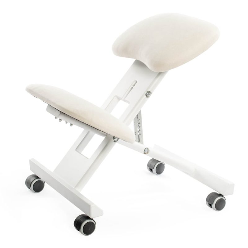 krzeslo unicorn bialy klekosiad rehabilitacyjne klecznik