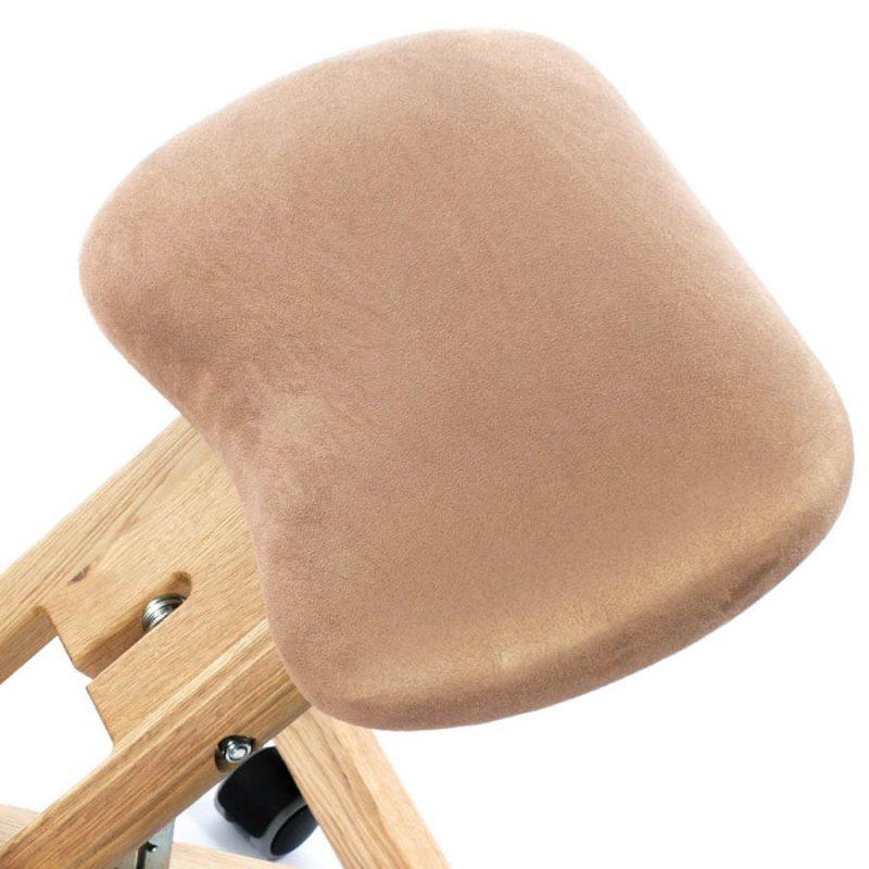 krzesło rehabilitacyjne unicorn dąb