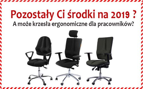 Fotele biurowe ergonomiczne Kulik System