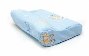 Poduszka ortopedyczna dla dziecka do spania na boku