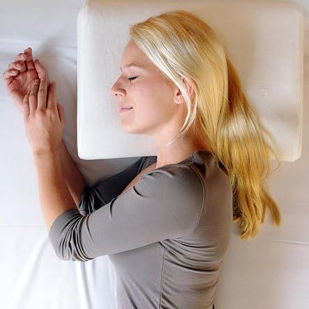 Poduszka ortopedyczna szwedzka Sissel Plus z regulowaną wysokością