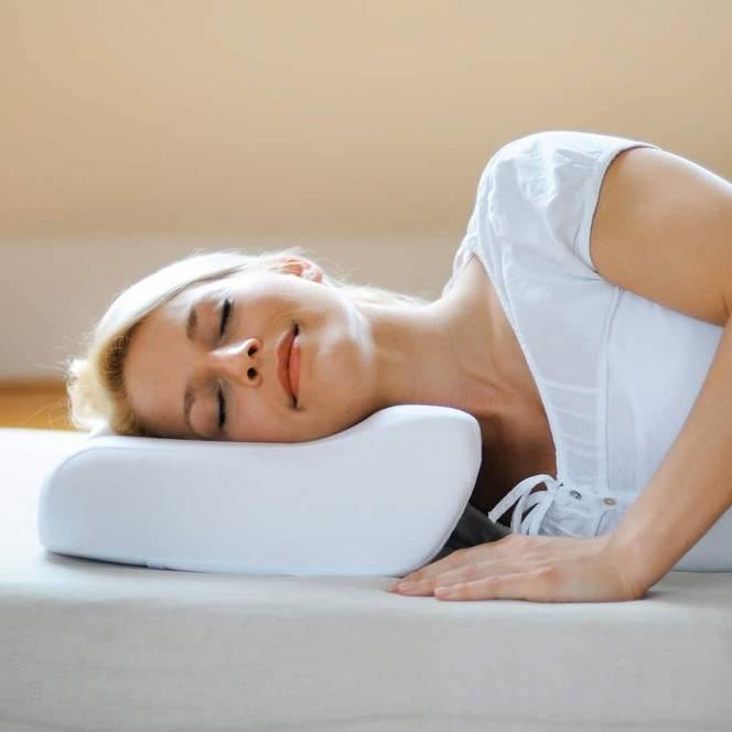 Poduszka ortopedyczna szwedzka Sissel Soft Plus