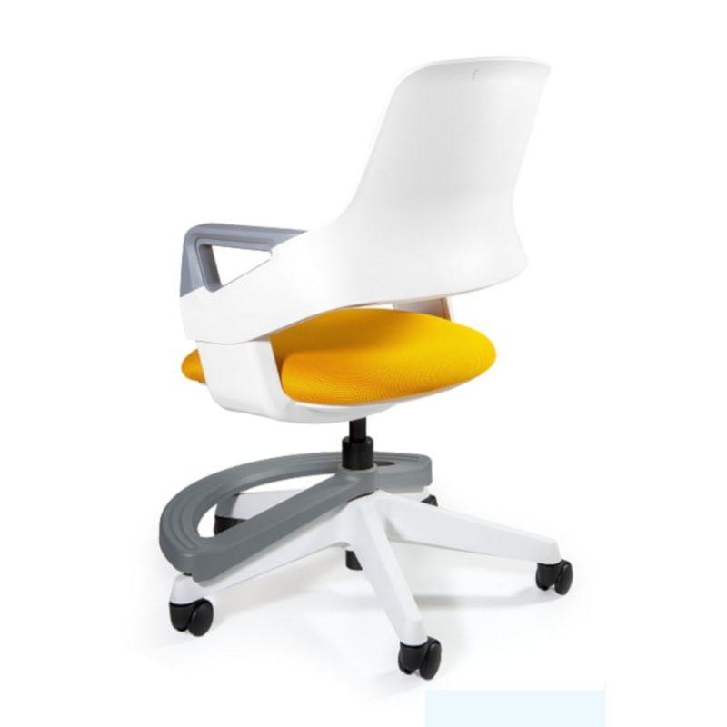 Krzesło ergonomiczne dla dziecka do komputera / Fotel do biurka dla dzieci do nauki