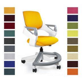 krzesło do biurka dla dziecka Unique ROOKEE