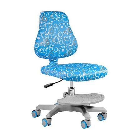 Fotel ergonomiczny dla dziecka Unique Betty Niebieskie