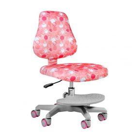 Fotel ergonomiczny dla dziecka Unique Betty Różowy