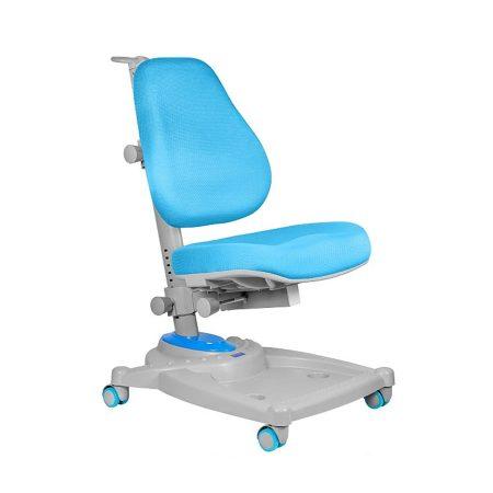 Fotel ergonomiczny dla dziecka Unique Eddy Niebieskie
