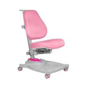 Fotel ergonomiczny dla dziecka Unique Eddy Różowe