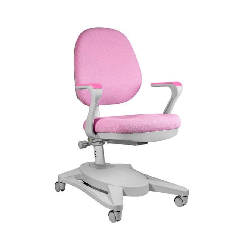 Fotel ergonomiczny dla dziecka Unique Gabby Różowe