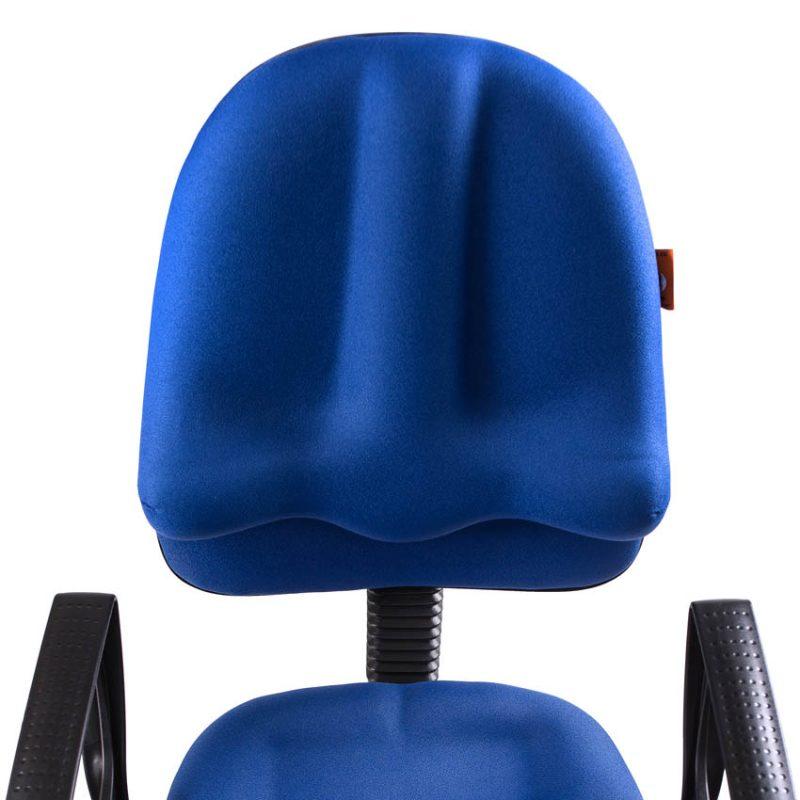 Krzesło ergonomiczne dla starszego dziecka Kulik System Classic Niebieskie