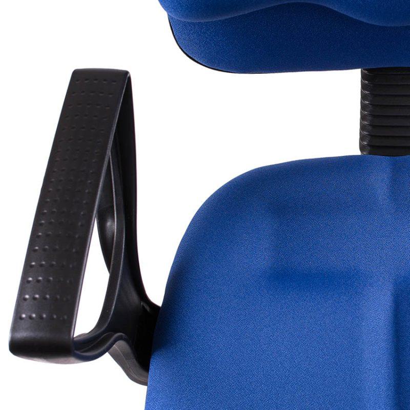 Krzesło ergonomiczne dla dziecka / młodzieży Kulik System Classic Niebieskie