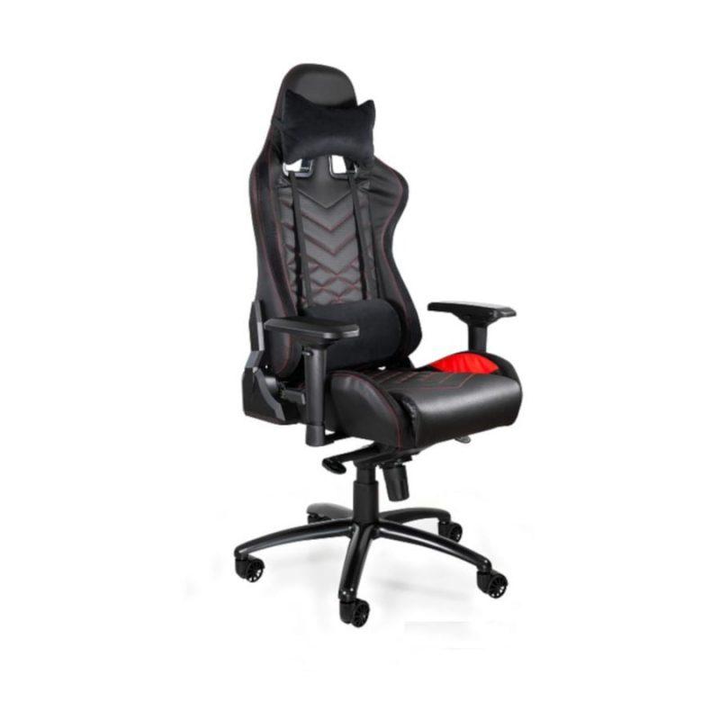 Fotel gamingowy Unique DYNAMIQ V3 Czarny Czerwony