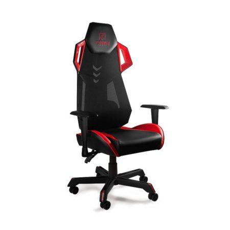Fotel gamingowy Unique DYNAMIQ V11 Czarny Czerwony