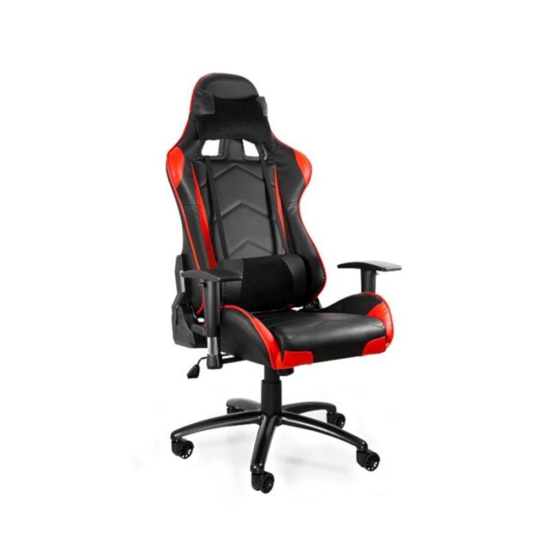 Fotel gamingowy Unique DYNAMIQ V5 Czarny Czerwony
