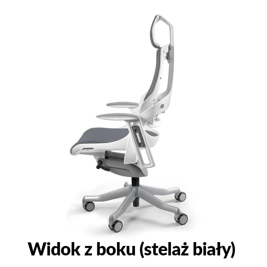 Fotel ergonomiczny Unique Wau 2 - widok z boku