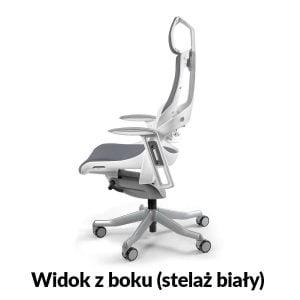 Fotel ergonomiczny Unique Wau - widok z boku