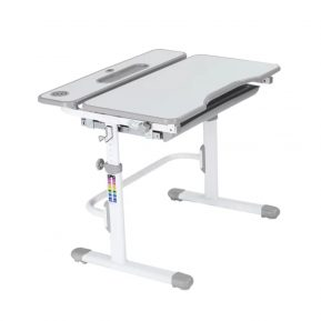 Biurko regulowane dla dziecka Fun Desk Freessia Grey