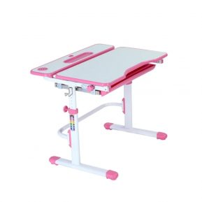 Biurko regulowane dla dziecka Fun Desk Freessia Pink