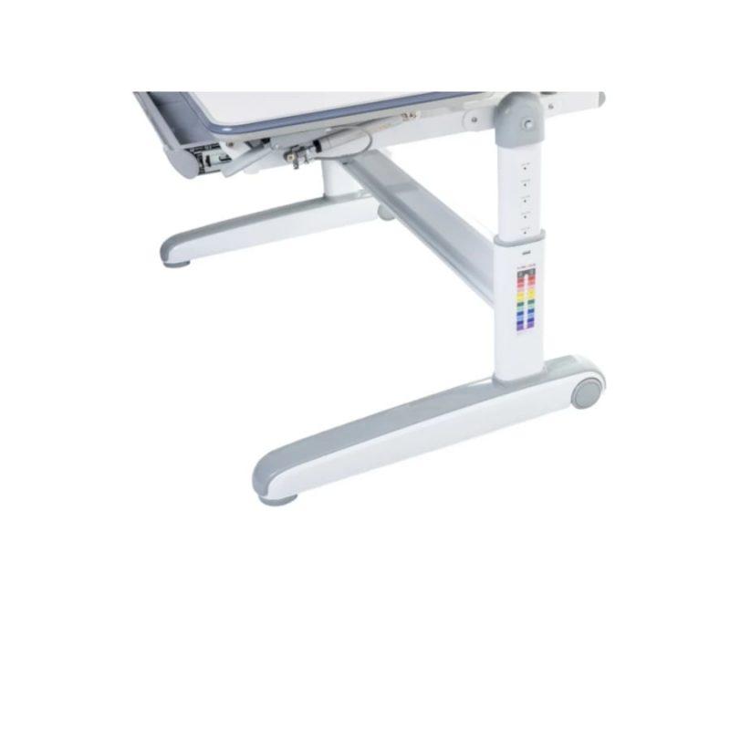 Biurko regulowane dla dziecka Fun Desk Libro Grey podstawa nóżki