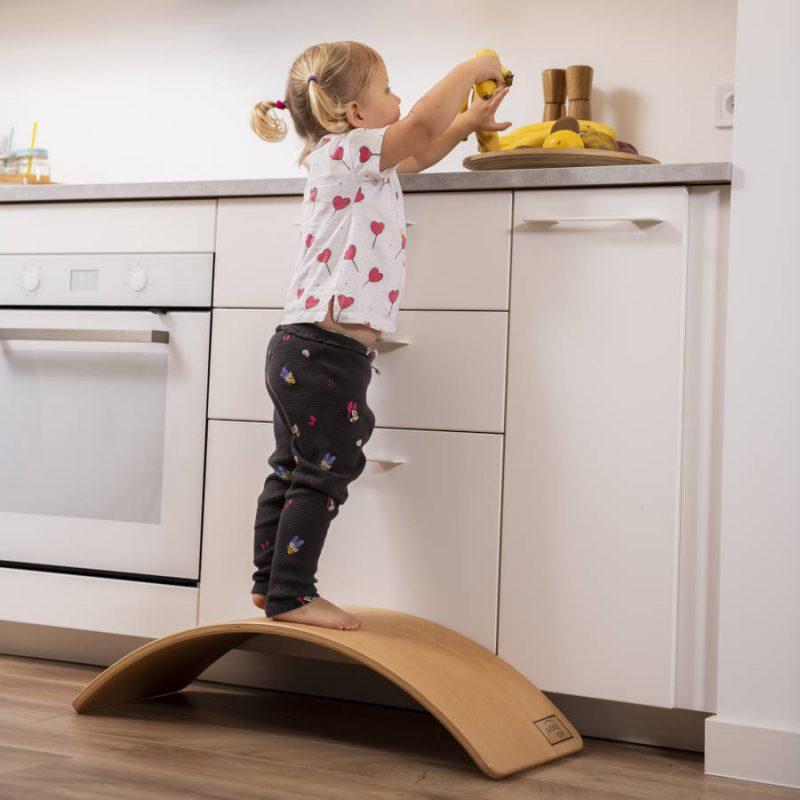 Deska sensoryczna dla dzieci KidiBoard dla małych dzieci od 3 roku życia