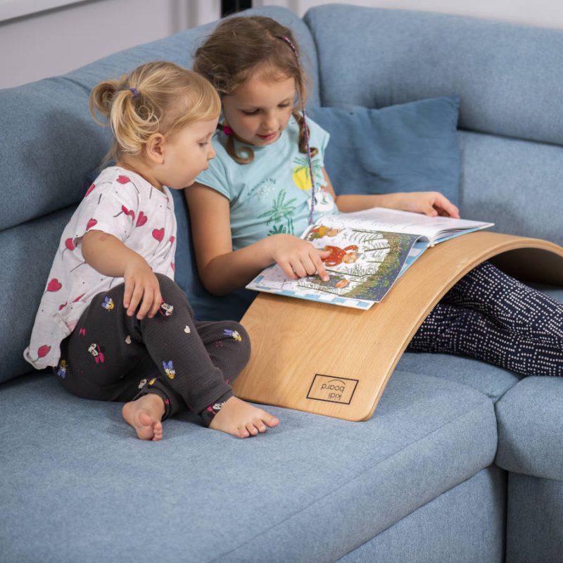 Deska sensoryczna dla dzieci KidiBoard do nauki