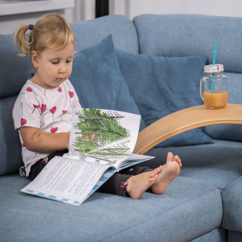 Deska sensoryczna dla dzieci KidiBoard poznawanie świata