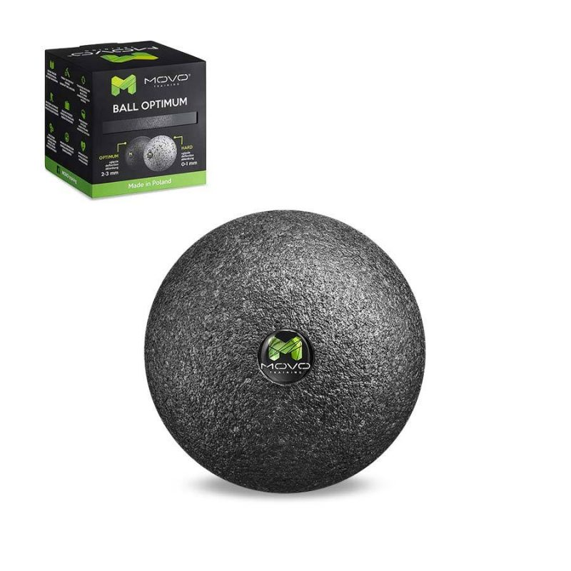 Roller MOVO ® Ball Optimum - czarny, miękki, nr EAN: 5907632985109