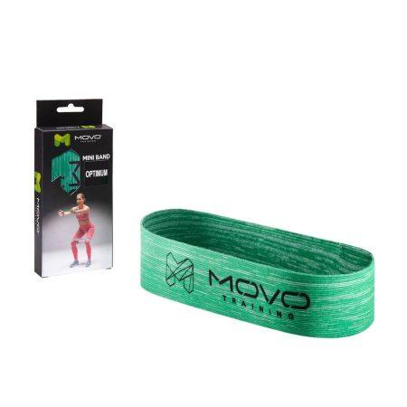 Taśma MOVO Power Band Optimum Zielona, EAN: 5907632985024